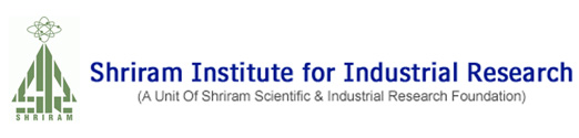 Shriram Institute for Industrial Research - Shriram Institute for Industrial Research (SRI) is an independent, self sustaining, not-for-profit m