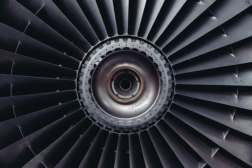 Aerospace Engine Ceramic Coatings Testing