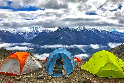 Tent Durability Testing