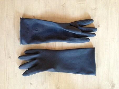 Latex Glove Protein Analysis