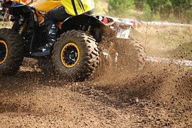 All Terrain Vehicle, ATV Testing