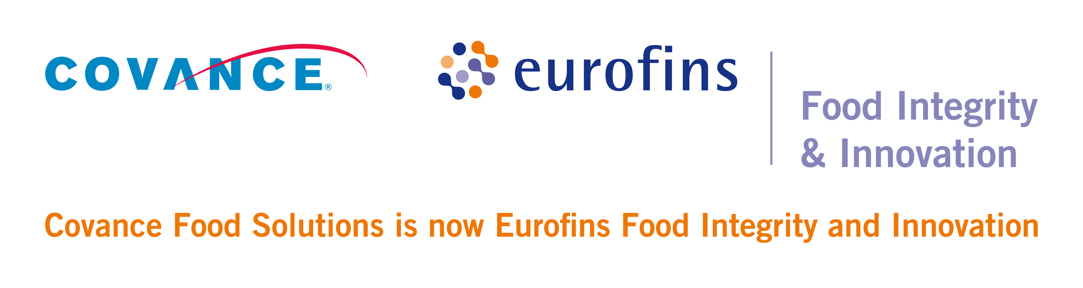 Eurofins Food Integrity & Innovation; Former Covance Food Solutions