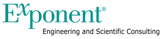 Exponent - With over 90 scientific and engineering disciplines, Exponent's staff of approximately 900, located