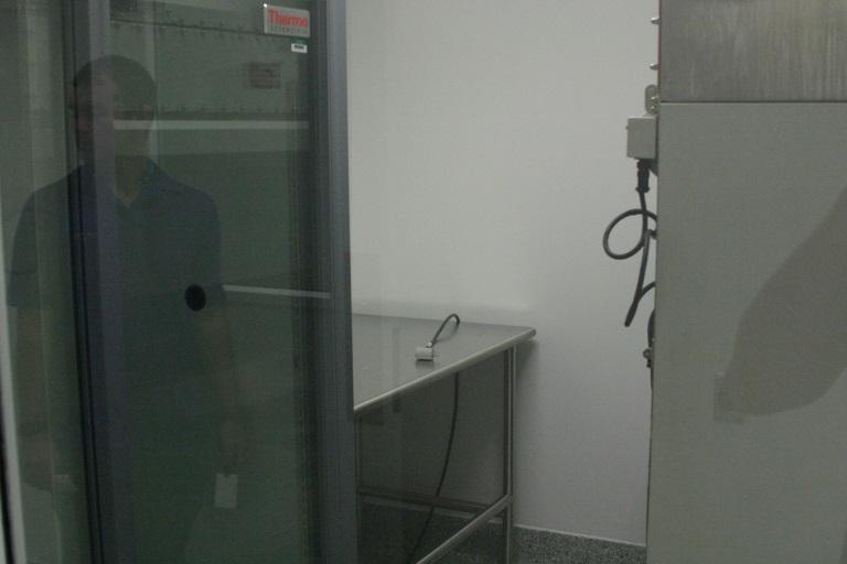 ISO 6 Room